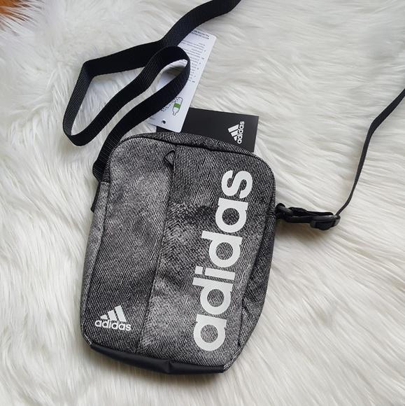 ba4e29eb279 adidas Bags   Hpnwt Festival Crossbody Bag   Poshmark